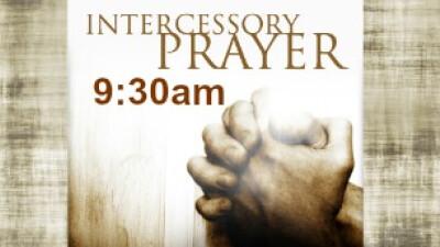 Intercessory Prayer Group